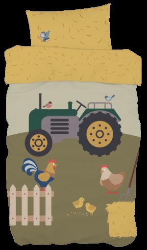 debbedovertrek tractor